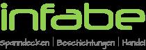 Spanndecken von infabe Logo